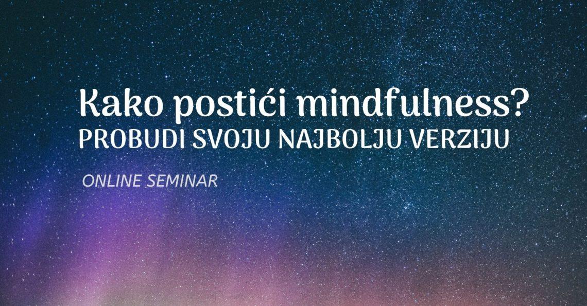 kako postici mindfulness 3