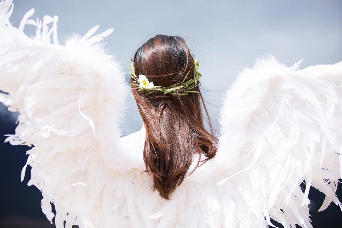 Andeli postoje